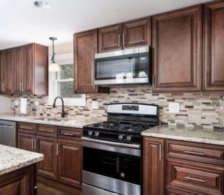 granite countertops Des plaines