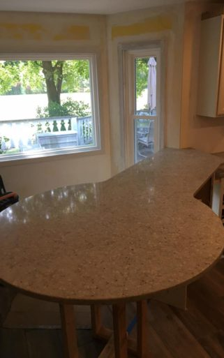 granite countertops Park Ridge