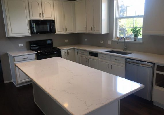 kitchen quartz cheap counter
