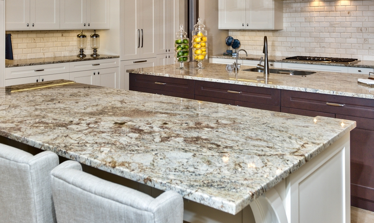 kitchen countertops marble chicago